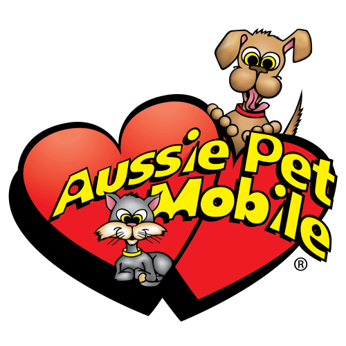 Aussie Pet Mobile Logo